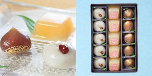 栗菓子 恵那川上屋